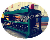 organic fertilizer compost windrow turner