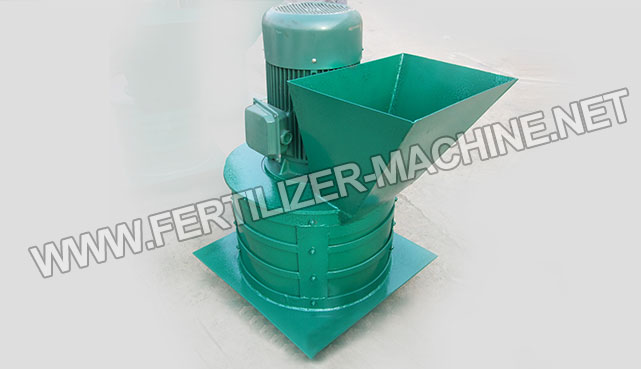 Fertilizer Chain Crusher
